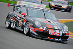 Marc Faggionato/Thierry Stepec/Thierry Prignaud/Franck Racinet - RMS Porsche 997 GT3 Cup
