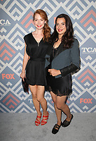 WEST HOLLYWOOD, CA - AUGUST 8: Alicia Witt, Zuleikha Robinson, at 2017 Summer TCA Tour - Fox at Soho House in West Hollywood, California on August 8, 2017. <br /> CAP/MPI/FS<br /> &copy;FS/MPI/Capital Pictures