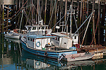 Fishing boats in Head harbor