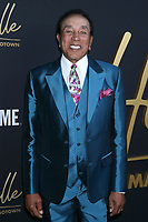 """LOS ANGELES - AUG 8:  Smokey Robinson at the """"Hitsville: The Making Of Motown"""" Premiere at the Harmony Gold Theater on August 8, 2019 in Los Angeles, CA"""