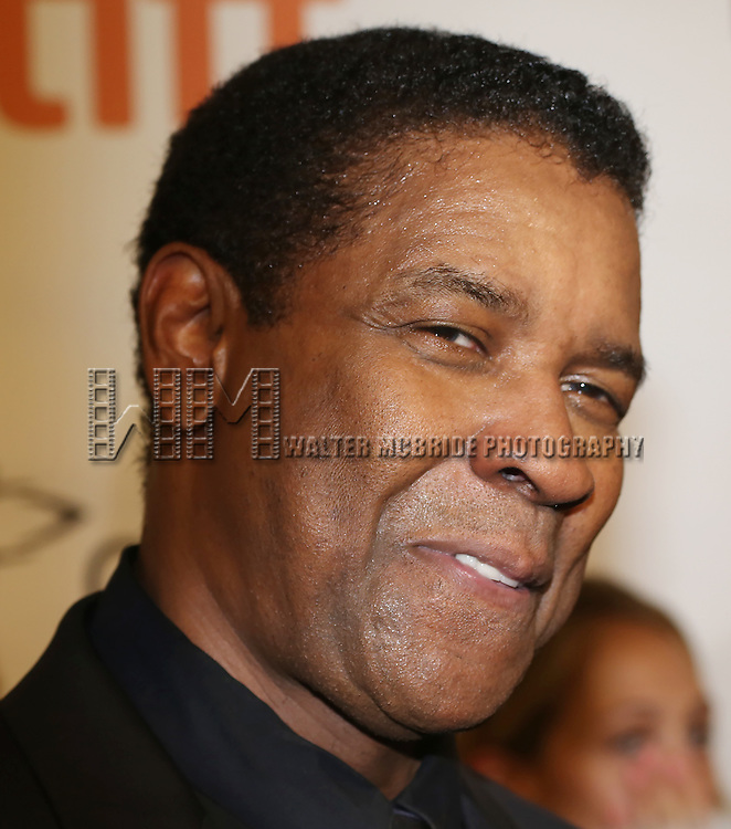 Denzel Washington attends 'The Magnificent Seven' Red Carpet Gala Opening Night of the 2016 Toronto International Film Festival at TIFF Bell Lightbox on September 8, 2016 in Toronto, Canada.