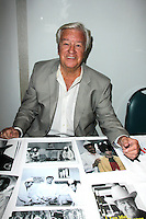 "Ron Masak<br /> ""Bewitched"" Fan Fare Day 4, Sportsman's Lodge, Studio City, CA 09-20-14<br /> David Edwards/DailyCeleb.com 818-249-4998"