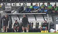 Preston North End's sits on the subs bench<br /> <br /> Photographer Mick Walker/CameraSport<br /> <br /> Carabao Cup Second Round Northern Section - Derby County v Preston North End - Tuesday 15th September 2020 - Pride Park Stadium - Derby<br />  <br /> World Copyright © 2020 CameraSport. All rights reserved. 43 Linden Ave. Countesthorpe. Leicester. England. LE8 5PG - Tel: +44 (0) 116 277 4147 - admin@camerasport.com - www.camerasport.com