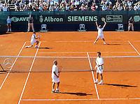 16-7-06,Scheveningen, Siemens Open, doubles final, Navarro and Garcia-Lopez win the doubles titel
