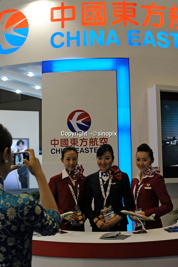 China Eastern Airlines at Asian Aerospace 2011 (Asian Aerospace International Expo and Congress) held in Hong Kong's Asia World Expo, Hong Kong, China, is a major Chinese airline operating international, domestic and regional routes. Asian Aerospace is the world's largest single-focused exhibition and congress for the commercial aerospace and civil aviation market with particular emphasis on the Asia-Pacific region. This year a record of 270 exhibitors from 32 countries, and the number of Chinese companies increased by 42% comparing to last year..09 Mar 2011