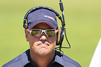 Rich Beem Sky Sports walks off the 3rd green during Thursday's Round 1 of the 117th U.S. Open Championship 2017 held at Erin Hills, Erin, Wisconsin, USA. 15th June 2017.<br /> Picture: Eoin Clarke | Golffile<br /> <br /> <br /> All photos usage must carry mandatory copyright credit (&copy; Golffile | Eoin Clarke)