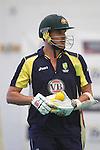 060712 Australia Cricket nets Durham