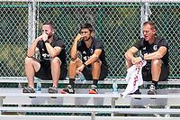 Kansas City, MO. - Sunday July 8, 2018: US Soccer Boys' DA U-16/17 Semi Final Seattle Sounders FC vs Barca Academy at Swope Soccer Village.