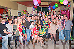 Double Celebration : Jacinta McCabe, Lixnaw and Helen McCarthy, Listowel celebrating their 18th & 40th Birthday's together witha family & friends at the Kingdom Bar, Listowel on Friday night last.