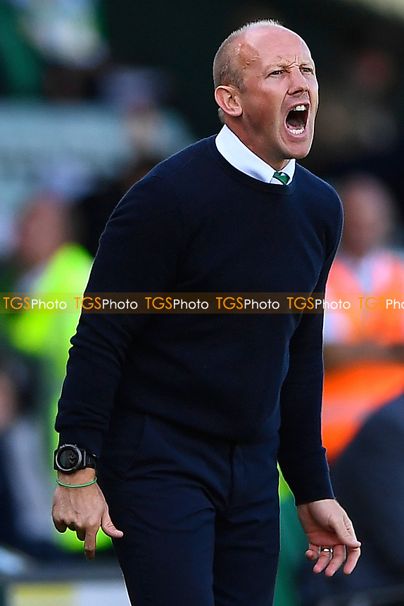Yeovil Town Manager Darren Way during Yeovil Town vs Accrington Stanley, Sky Bet EFL League 2 Football at Huish Park on 12th August 2017