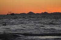 Atardecer en el mar de Cortez , playa bah&iacute;a de Kino. Foto: staff/NortePhoto<br /> **CREDITO+OBLIGATORIO**
