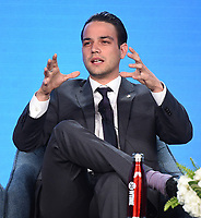 "PASADENA, CA - JANUARY 13: Cast member Daniel Zovatto attends the panel for ""Penny Dreadful: City of Angels"" during the Showtime presentation at the 2020 TCA Winter Press Tour at the Langham Huntington on January 13, 2020 in Pasadena, California. (Photo by Frank Micelotta/PictureGroup)"