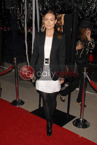 """Olivia Wilde<br /> at the """"Crazy Heart"""" Los Angeles Premiere, Acadamy of Motion Picture Arts and Sciences, Beverly Hills, CA. 12-08-09<br /> David Edwards/DailyCeleb.com 818-249-4998"""