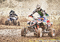 GNCC Quad Racing at Loretta Lynn's Ranch