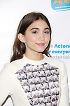 LOS ANGELES - DEC 4: Rowan Blanchard at The Actors Fund's Looking Ahead Awards at the Taglyan Complex on December 4, 2014 in Los Angeles, California