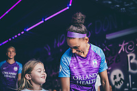 Orlando, FL - Wednesday September 11, 2019: Kristen Edmonds , Orlando Pride vs  Chicago Red Stars at Exploria Stadium.