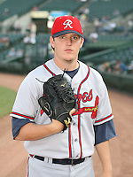 Will Startup of the Richmond Braves vs. the Rochester Red Wingss:  May 31st, 2007 at Frontier Field in Rochester, NY. Photo By Mike Janes/Four Seam Images