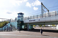 Nederland Almere  2018.  Station Almere Poort. Foto Berlinda van Dam / Hollandse Hoogte