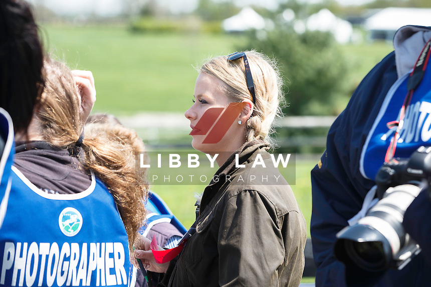 THE JOG: 2015 USA-Rolex Kentucky Three Day Event CCI4* (Wednesday 22 April) CREDIT: Libby Law COPYRIGHT: LIBBY LAW PHOTOGRAPHY