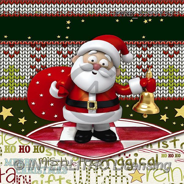 Isabella, NAPKINS, SERVIETTEN, SERVILLETAS, Christmas Santa, Snowman, Weihnachtsmänner, Schneemänner, Papá Noel, muñecos de nieve, paintings+++++,ITKE533313S,#sv#,#x#