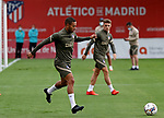 Atletico de Madrid's Renan Lodi during training session. September 17,2020.(ALTERPHOTOS/Atletico de Madrid/Pool)
