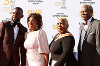 LOS ANGELES - MAR 30:  Maxine Waters, guests at the 50th NAACP Image Awards - Arrivals at the Dolby Theater on March 30, 2019 in Los Angeles, CA