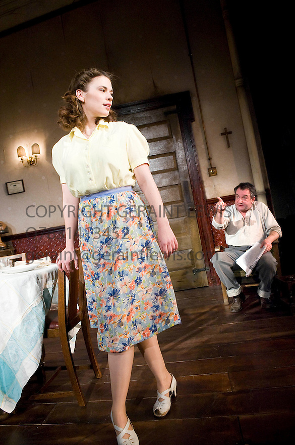 A View From The Bridge By Arthur Millerdirected Lindsay Posner With Hayley