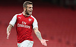 Arsenal's Jack Wilshere in action during the premier league 2 match at the Emirates Stadium, London. Picture date 21st August 2017. Picture credit should read: David Klein/Sportimage