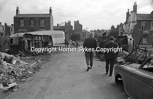 Balsall Heath, Birmingham. 1968<br />