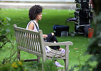 Pictured: Pearl Mackie Monday 27 June 2016<br />