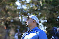 Alfonso Ribeiro part of the 3M Celebrity Challenge during Wednesday's Pracitce Day of the 2018 AT&amp;T Pebble Beach Pro-Am, held over 3 courses Pebble Beach, Spyglass Hill and Monterey, California, USA. 7th February 2018.<br /> Picture: Eoin Clarke | Golffile<br /> <br /> <br /> All photos usage must carry mandatory copyright credit (&copy; Golffile | Eoin Clarke)