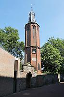 Linnaeustoren in Harderwijk