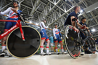 Picture by Simon Wilkinson/SWpix.com 21/03/2018 - Cycling 2018 UCI  Para-Cycling Track Cycling World Championships. Rio de Janeiro, Brazil - Barra Olympic Park Velodrome - GBCT cervelo