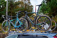 Picture by Alex Whitehead/SWpix.com - 23/09/2017 - Cycling - 2017 UCI Road World Championships, Day 7 - Bergen, Norway - Junior Men's Race. Sea Sucker.
