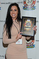 LAS VEGAS, NV - MAY 02: Santana Garrett at the 2018 Cauliflower Alley Club Awards Banquet And Dinner at the Gold Coast Hotel & Casino in Las Vegas, Nevada on May 2, 2018. Credit: George Napolitano/MediaPunch