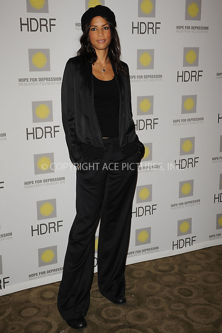 WWW.ACEPIXS.COM . . . . . ....November 16 2009, New York city....Veronica Webb at the 'Hope for Depression Research Foundation Seminar' at the Time Warner Center on November 16, 2009 in New York City.....Please byline: KRISTIN CALLAHAN - ACEPIXS.COM.. . . . . . ..Ace Pictures, Inc:  ..tel: (212) 243 8787 or (646) 769 0430..e-mail: info@acepixs.com..web: http://www.acepixs.com