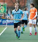 WASSENAAR - Hoofdklasse hockey heren, HGC-Bloemendaal (0-5). Thijmen Piket (HGC)   COPYRIGHT KOEN SUYK