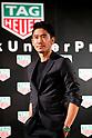 Shinji Kagawa promotes TAG Heuer in Tokyo