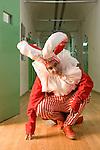 Casa di reclusione di Volterra 14 gennaio 2009<br /> si prova Pinocchio <br /> un  detenuto della compagnia