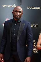 LOS ANGELES - MAY 5:  Wayne Brady at the 2019  Daytime Emmy Awards at Pasadena Convention Center on May 5, 2019 in Pasadena, CA