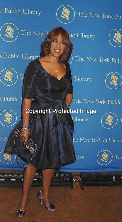 Gayle King..arriving at The New York Public Library Annual Library Lions Gala on November 13, 2006 honoring Oprah Winfrey,..Gao Xingjian, Orhan Pamuk, Dr James D Watson and ..Mr Elie Wiesel. ..Photo by Robin Platzer, Twin Images