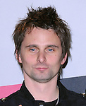 Matthew Bellamy of Muse at The 2010 American Music  Awards held at Nokia Theatre L.A. Live in Los Angeles, California on November 21,2010                                                                   Copyright 2010  DVS / Hollywood Press Agency