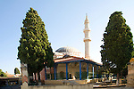 Suleyman mosque, Old Town, Rhodes, Greece