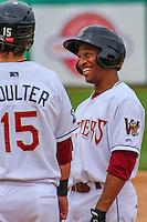 2014 June 30 Burlington Bees (Angels) @ Wisconsin Timber Rattlers (Brewers)