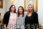 Laura Kelliher, Debra Duggan O'Sullivan and Theresa Kelly enjoying a ladies night out in Bella Bia on Friday night.