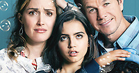 Promotional art with Mark Wahlberg, Rose Byrne & Isabela Moner<br /> Instant Family (2018) <br /> *Filmstill - Editorial Use Only*<br /> CAP/RFS<br /> Image supplied by Capital Pictures