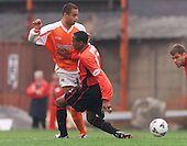 2001-10-13 Blackpool v Colchester