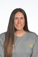 BERKELEY, CA - January 6, 2017: Cal Women's Water Polo Portraits