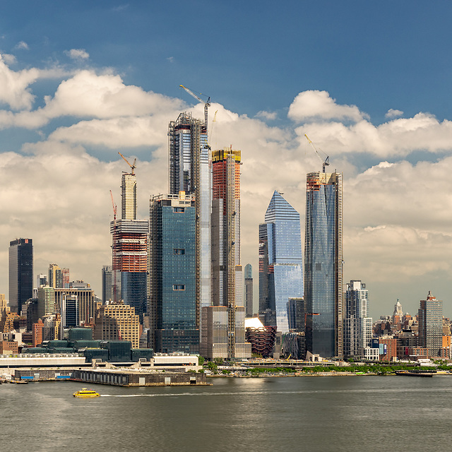 Hudson Yards Rising<br />