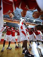 Mitchell Men's Basketball 20091201
